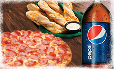 $23.99 Pizza Palooza Pack