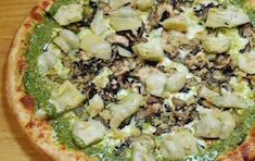 Pesto Veggie Delight